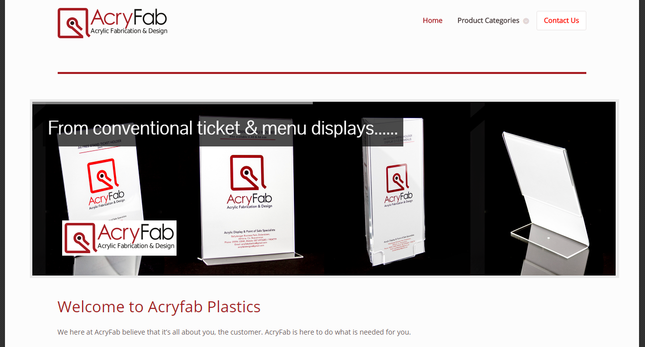 Acryfab Plastics